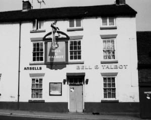 Bridgnorth Pub The Bell & Talbot
